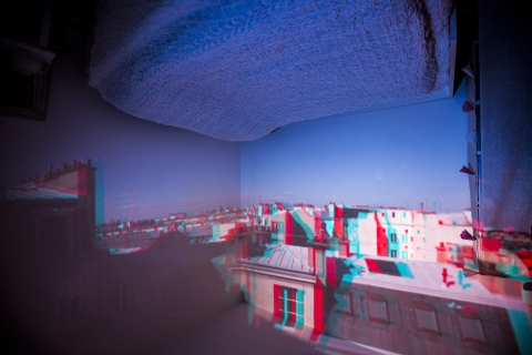 Anaglyph Experiments