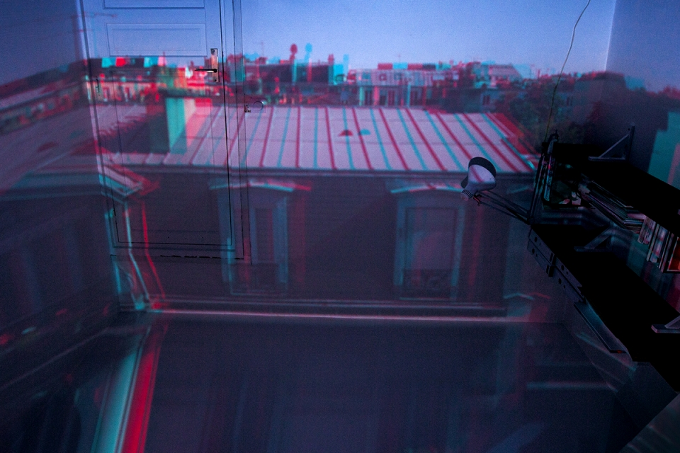 Paris – Anaglyph