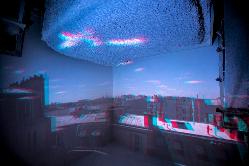 Anaglyph #1
